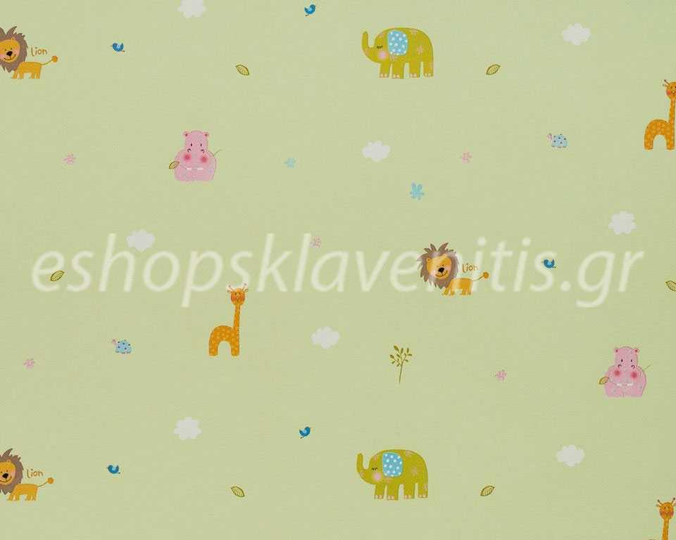 Παιδική Ταπετσαρία Τοίχου Bimbaloo 521-2