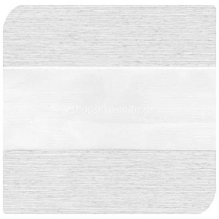 Διπλό Ρόλερ Milan-White
